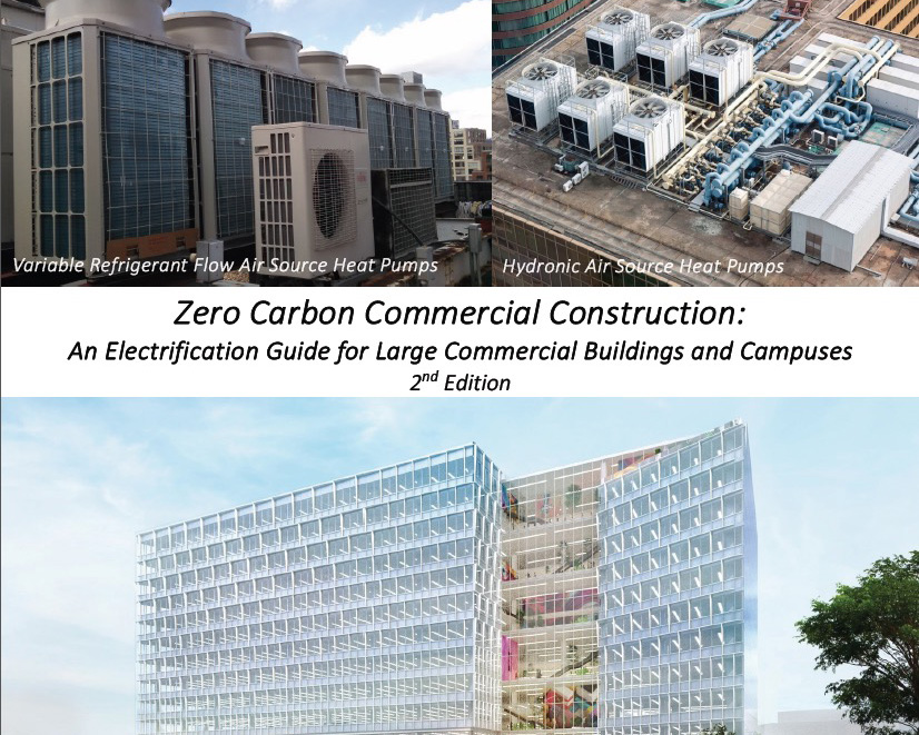 Zero Carbon Commercial Construction Guide 2nd Edition